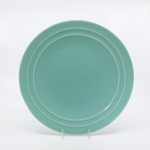 Pacific Pottery Hostessware 613 Dinner Plate Green