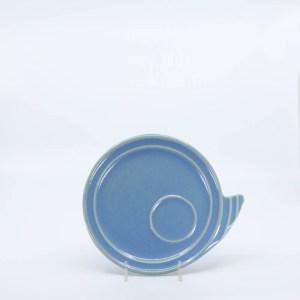 Pacific Pottery Hostessware 632 Canape Plate Delph