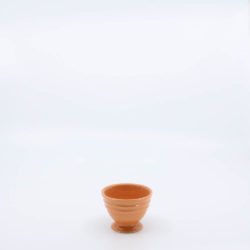 Pacific Pottery Hostessware 651 Cocktail Cup Apricot