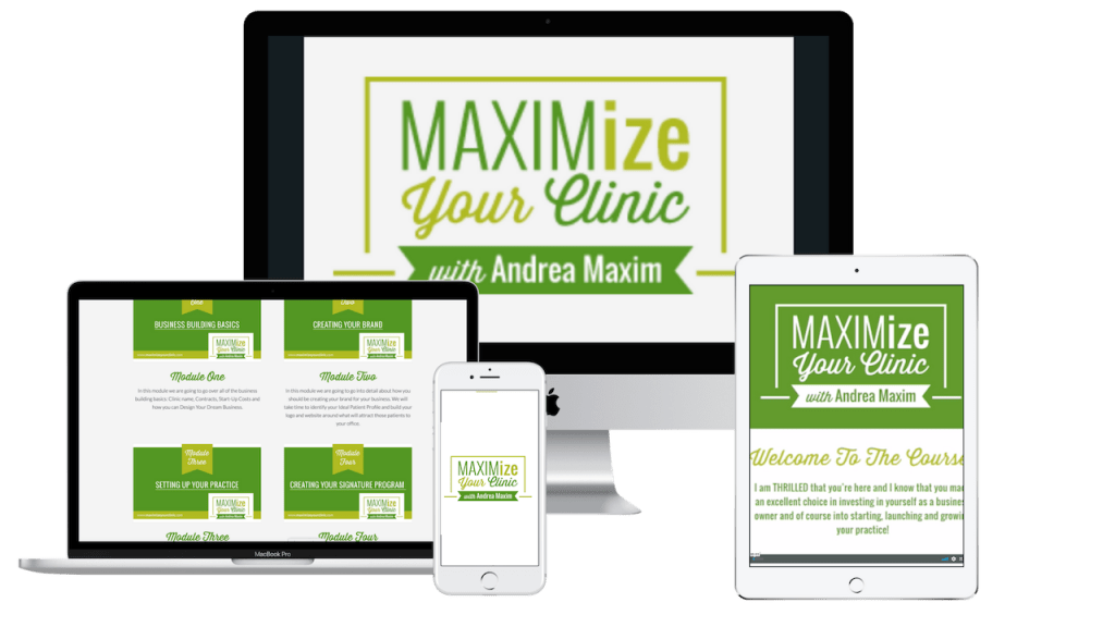 MAXIMize Your Clinic Product Image