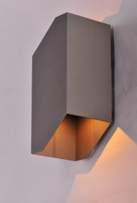 Lightray LED Outdoor Wall Sconce | Outdoor | Maximlighting