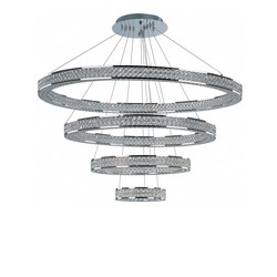 Eternity LED 2 Tier Pendant