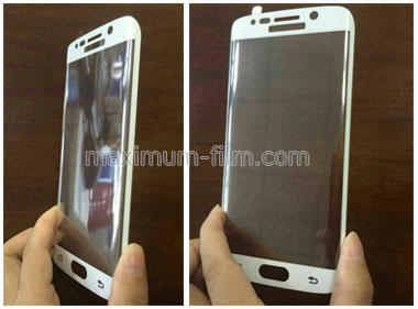 Tempered Glass Note Edge, กระจกกันรอย S6 Edge, กระจกกันรอย Note 4 Edge