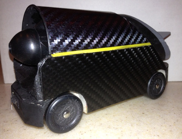 No Rules Pinewood Derby Ideas