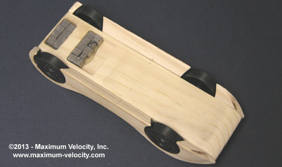 Pinewood Derby Times Newsletter Volume 13 Issue 1