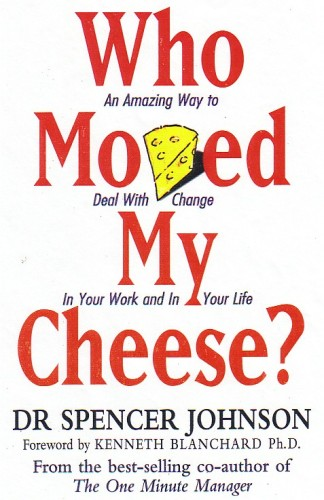 Image result for moved my cheese book