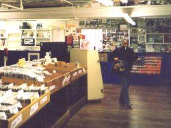 Tim Yohannan at Epicenter, 1992 (photo by Helge Schreiber)