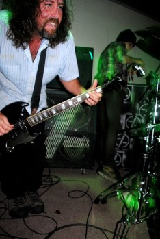 Woody Weatherman of CORROSION OF CONFORMITY (photo by Will Butler)