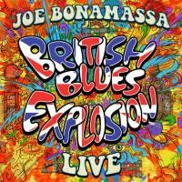 REVIEW: JOE BONAMASSA - BRITISH BLUES EXPLOSION LIVE DVD (2018)