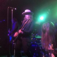 RYAN HAMILTON AND THE HARLEQUIN GHOSTS, ROGER CLYNE AND THE PEACEMAKERS @ SUNFLOWER LOUNGE 16/10/2018