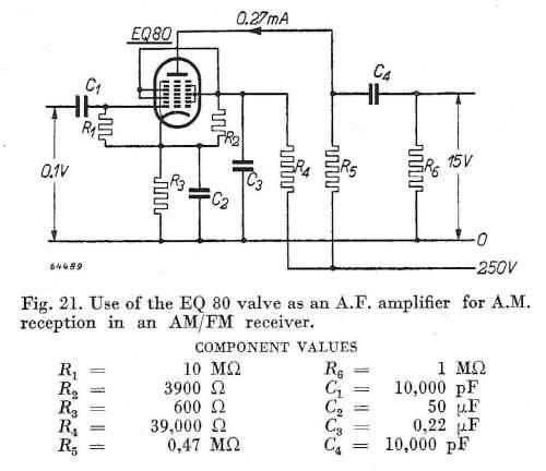 small resolution of this is almost certainly the am fm receiver prototype in the lower centre is the ech42 rf valve then to the right two ef42 s and in the back first the