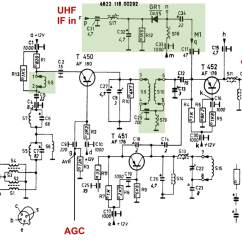 Tv Tuner Card Circuit Diagram Swamp Cooler Wiring Philips History Pt3 Transistor Tuners