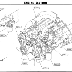 Nissan 3 Engine Diagram Marlin Glenfield Model 60 Parts Alternator Wiring 04 5