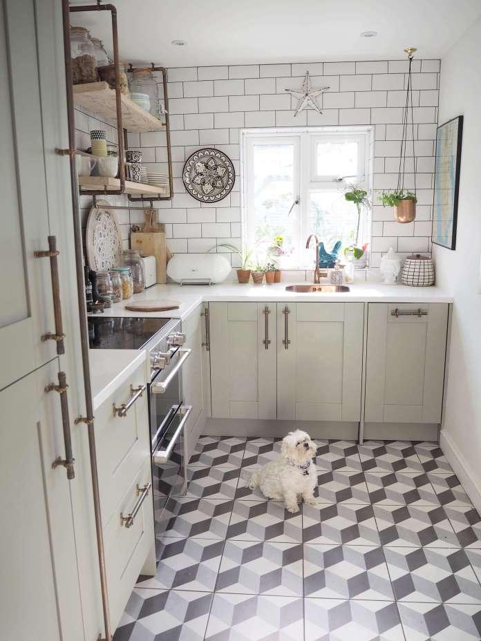 5 Cool Design Tips For Small Kitchens Maxine Brady Interior Stylist Blogger Tv Presenter