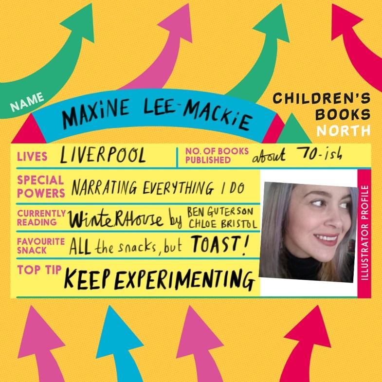 My profile at Children's Books North https://twitter.com/books_north