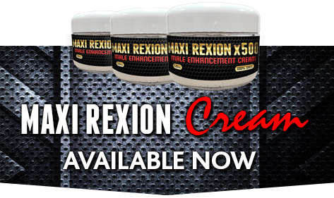 Penis Enlargement Cream Max Rexion X500 Available-Now