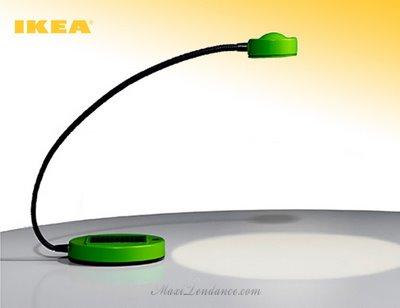 Ikea Sunnan Lampe De Bureau Solaire Maxitendance