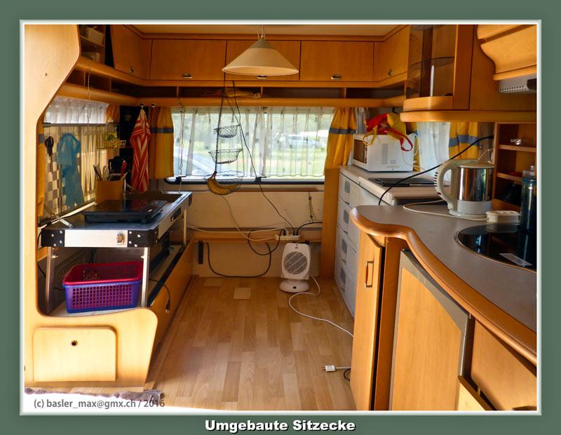 Aufbau Umbau und Ausbau meiner beiden Wohnwagen  Basler
