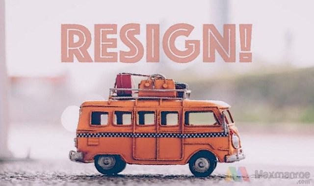 10 Contoh Surat Pengunduran Diri Resign Kerja Yang Baik Dan Sopan