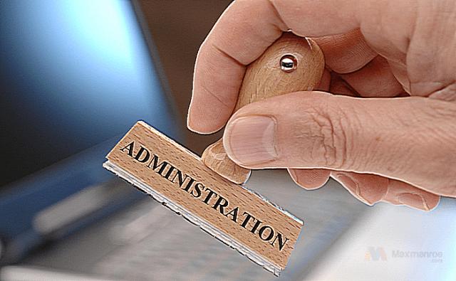Pengertian Administrasi Publik