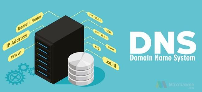 Struktur Sistem Nama Domain
