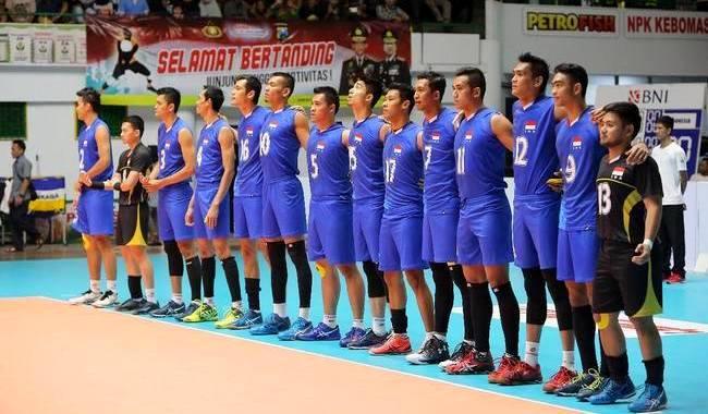 Jumlah Pemain Volley Ball
