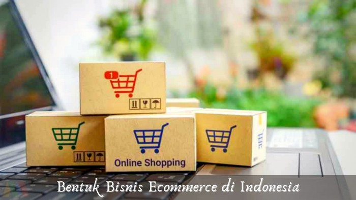 Bentuk Bisnis Ecommerce di Indonesia