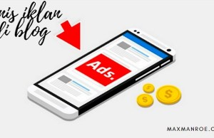 Jenis Iklan Blog dan Website