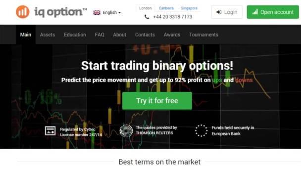 IQ-Options-Broker-Binary-Options