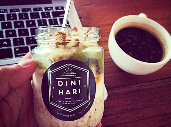 Dini Hari oats