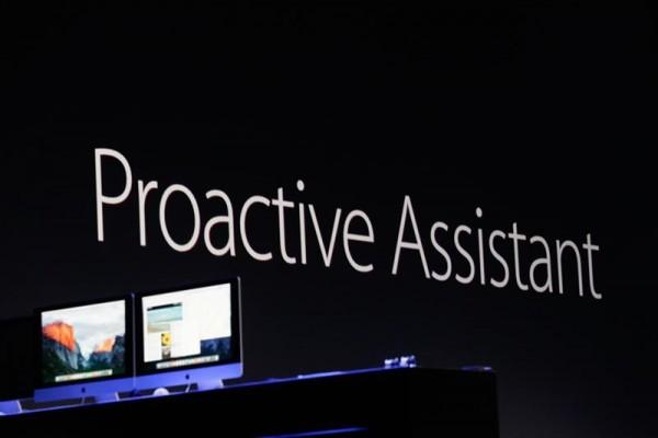 proactive assistant