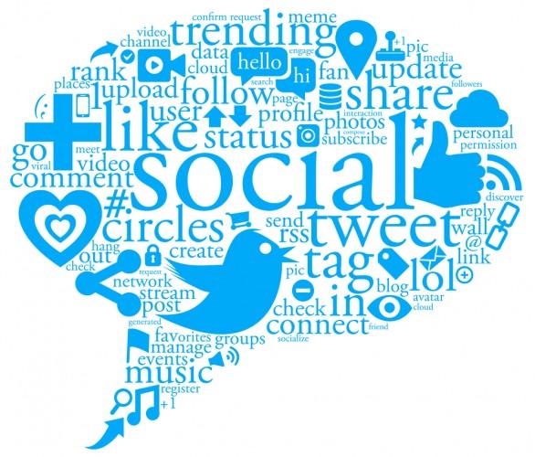 promosi blog di twitter