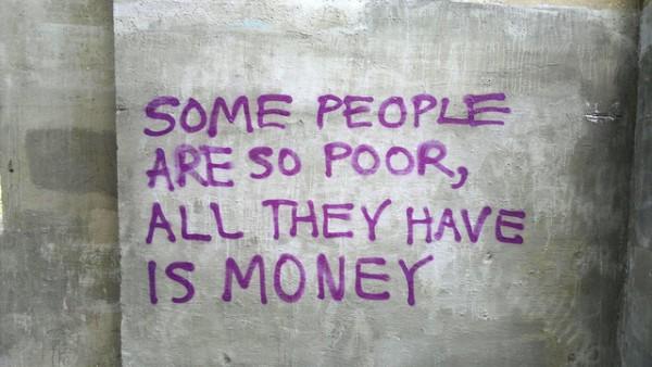 kekayaan yang sesungguhnya