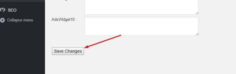 save google adsense