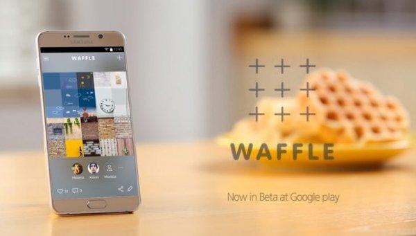 aplikasi Waffle