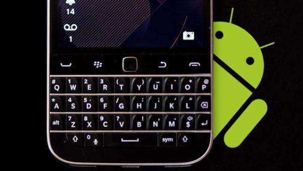 smartphone blackberry
