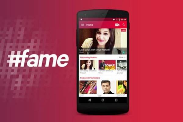 aplikasi #Fame