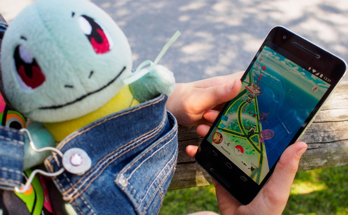 cara download Pokemon Go