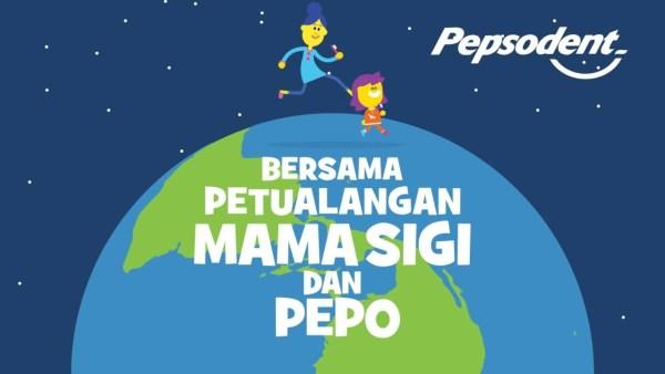 kampanye digital pepsodent