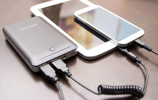 Ponsel Bisa Diretas Saat Isi Baterai