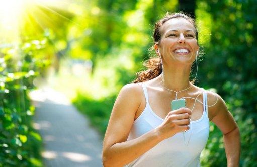 Menjaga tubuh tetap sehat