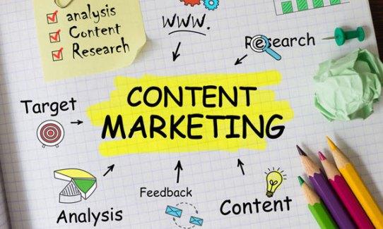 Pemasaran Melalui Konten Marketing