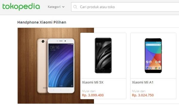 Situs E-Commerce Tokopedia