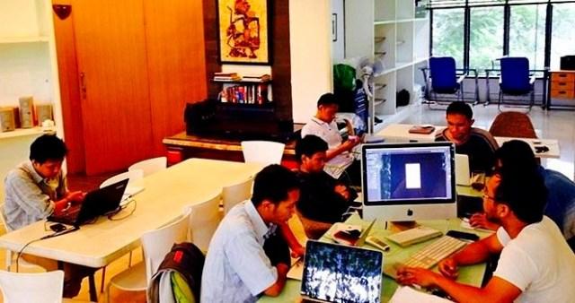 Keuntungan Bekerja di Coworking Space