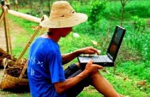 Orang Desa Bisa Kaya dari Bisnis Online