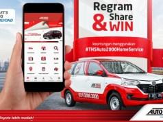 Promo Toyota di Indonesia
