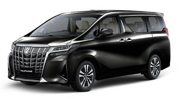 Review Mobil Mewah Toyota Alphard dan Harganya Terbaru