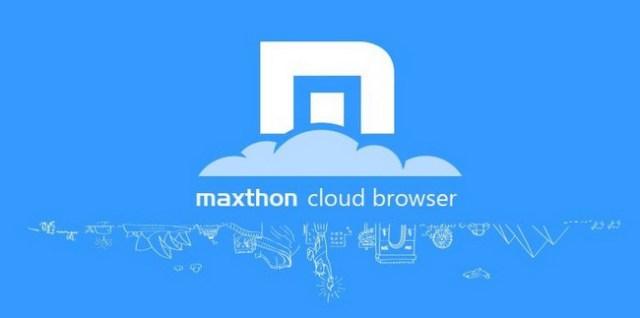 Maxthon, Aplikasi Browser Tercepat