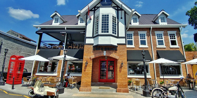 Cafe Brick, Tempat Nongkrong di Jogja