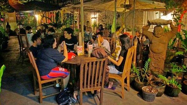 Semesta Cafe di Jogja